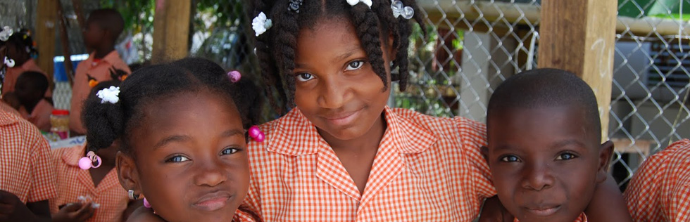 H.O.W provides assistance for the schooling of Haitian children as well.
