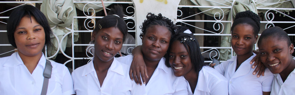 H.O.W is sponsoring the S.C.P Vocational School in Fontamara Haiti.
